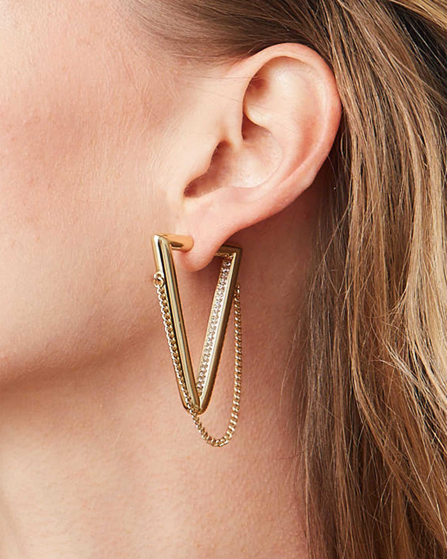 Demarson Vera Drop Earrings 1