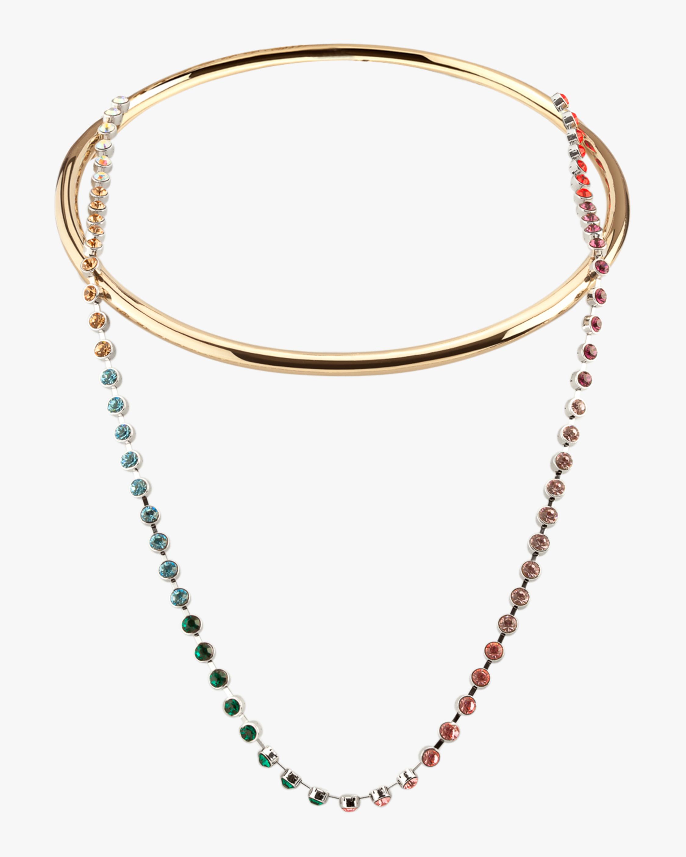 Demarson Talitha Convertible Layered Necklace 1