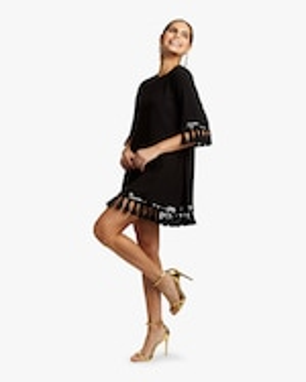 Mestiza Shimmy Shimmy Tassel Dress 2