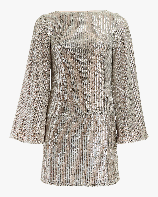 Mestiza Anita Cowl Back Mini Dress 1