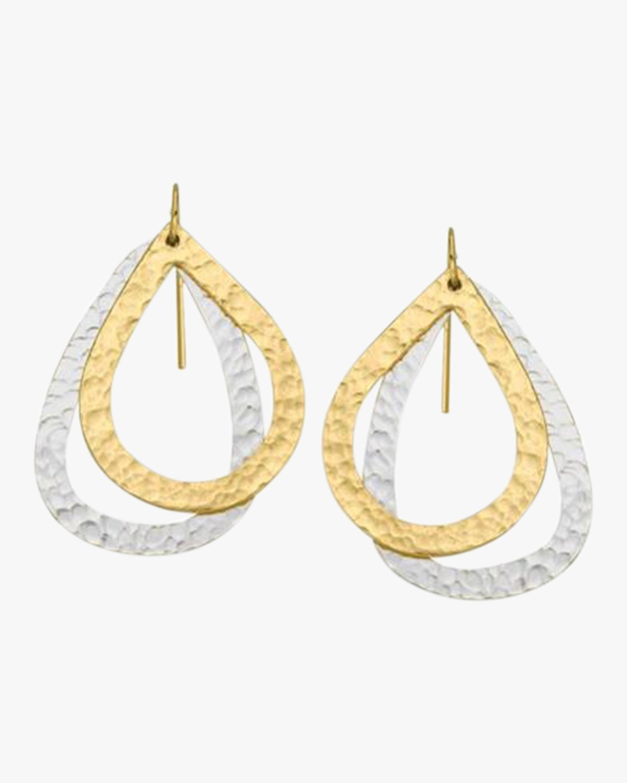 Stephanie Kantis Paris Double Drop Earrings 2