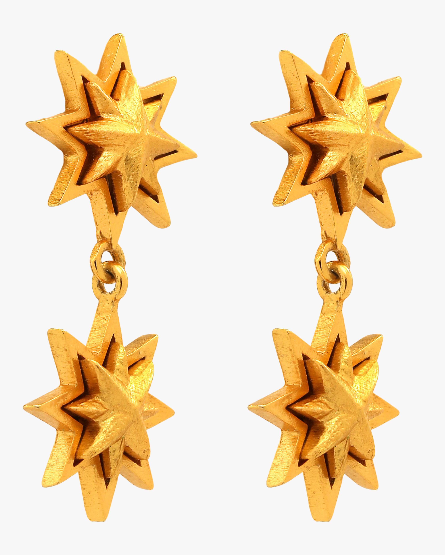 Stephanie Kantis Sunburst Double Earrings 2