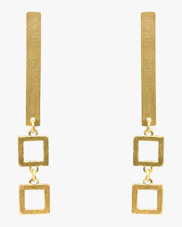 Stephanie Kantis Frame Earrings 2