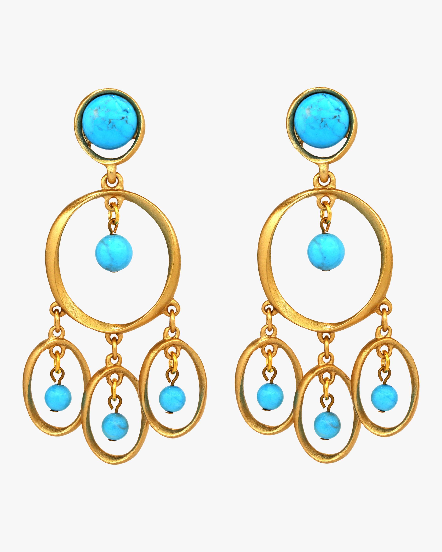 Stephanie Kantis Chime Earrings 2