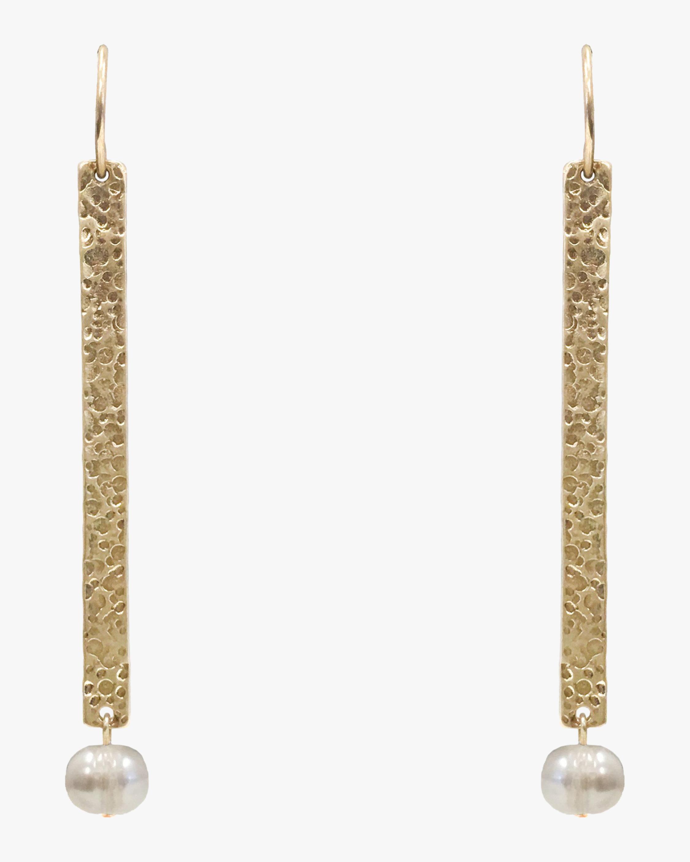Stephanie Kantis Quake Drop Earrings 2