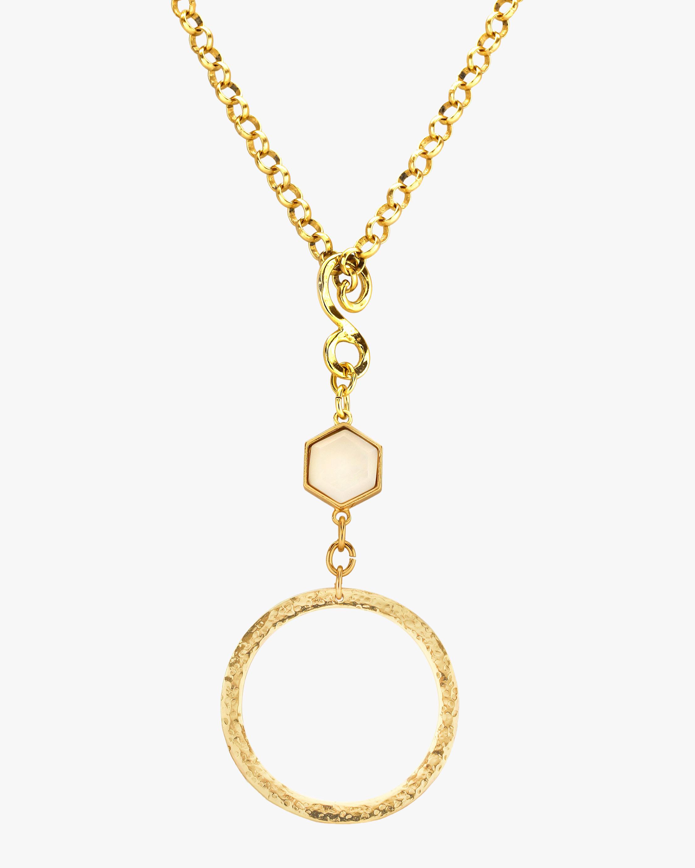 Stephanie Kantis Peace Necklace 2