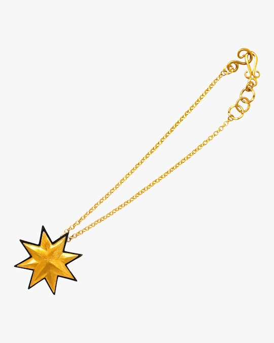 Stephanie Kantis Emi Sunburst Necklace 0