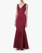 ZAC Zac Posen Ronnie Gown 0