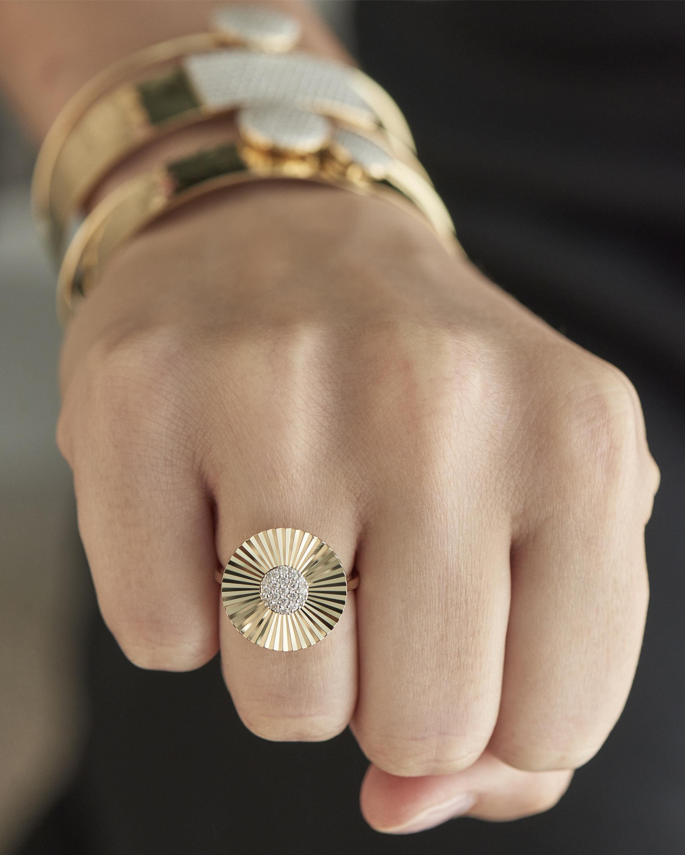 Phillips House Pavé Diamond Ring 1