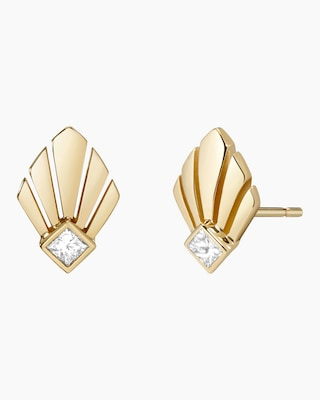 Selin Kent Josephine Stud Earrings 2