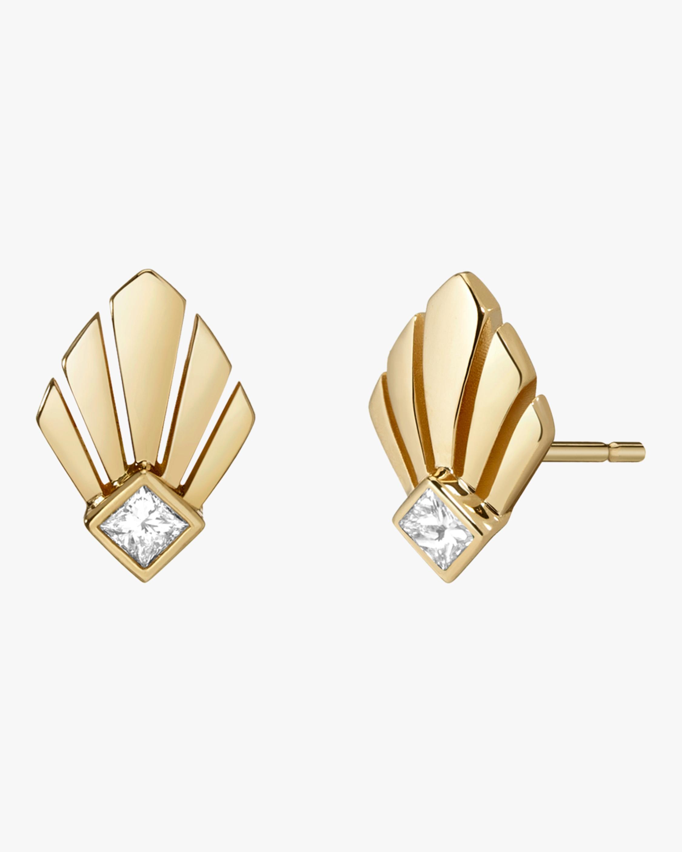 Selin Kent Josephine Stud Earrings 0