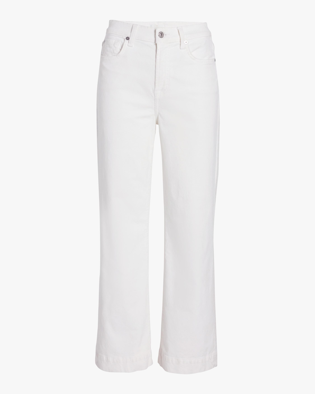Cropped Alexa Vintage Corduroy Jean