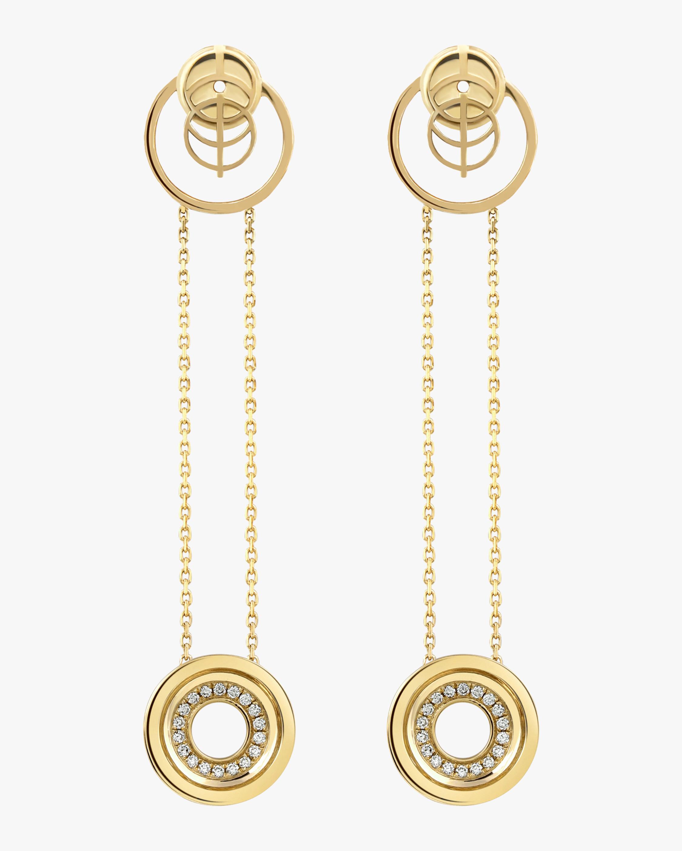 State Property Drew Pavé Drop Earrings Set 3