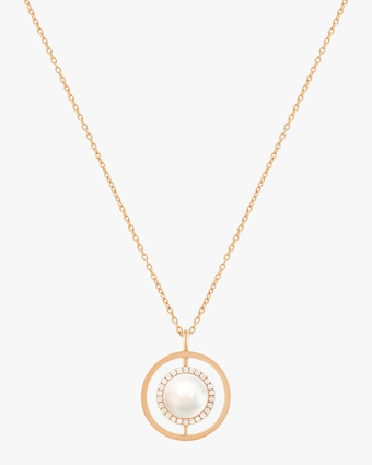 Consonance Pendant Necklace