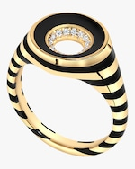 State Property The Voyager Rinzo Signet Ring 0