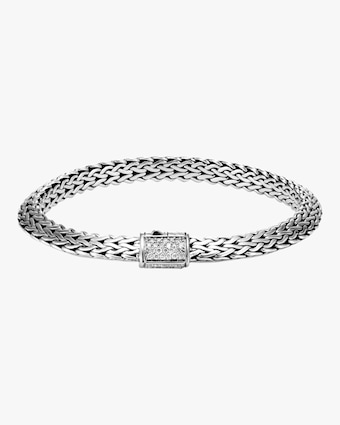 Classic Chain Tiga Diamond Chain Bracelet