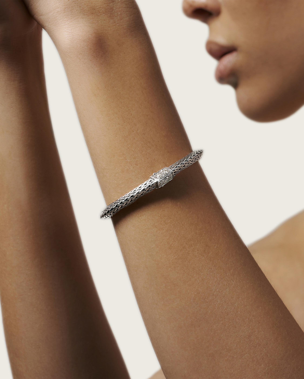 Classic Chain Tiga Diamond Chain Bracelet