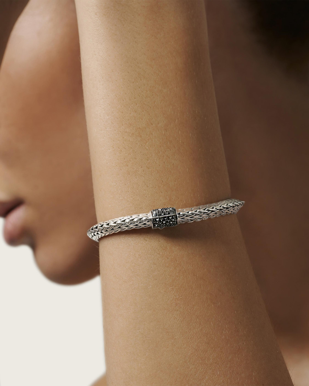 John Hardy Classic Chain Tiga Sapphire Chain Bracelet 2