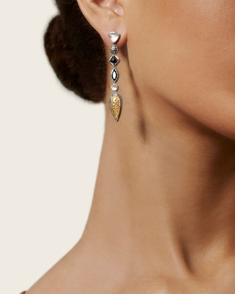 Classic Chain Linear Earrings