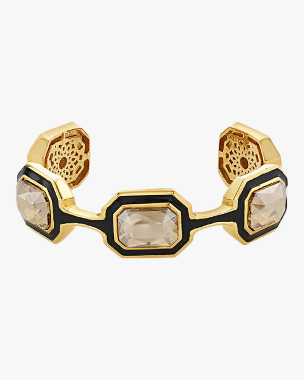 Glitter on the Go Stone Cuff Bracelet