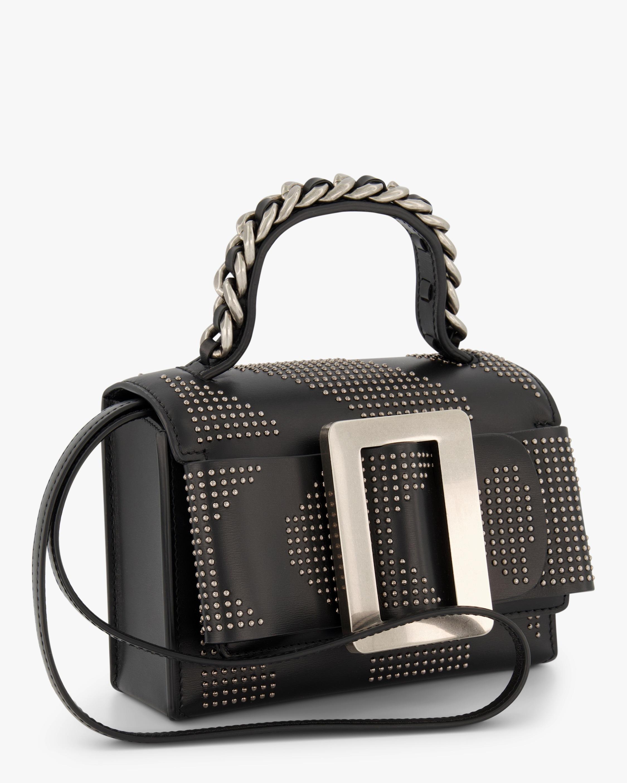 BOYY Fred Zigzag Stud Handbag 2