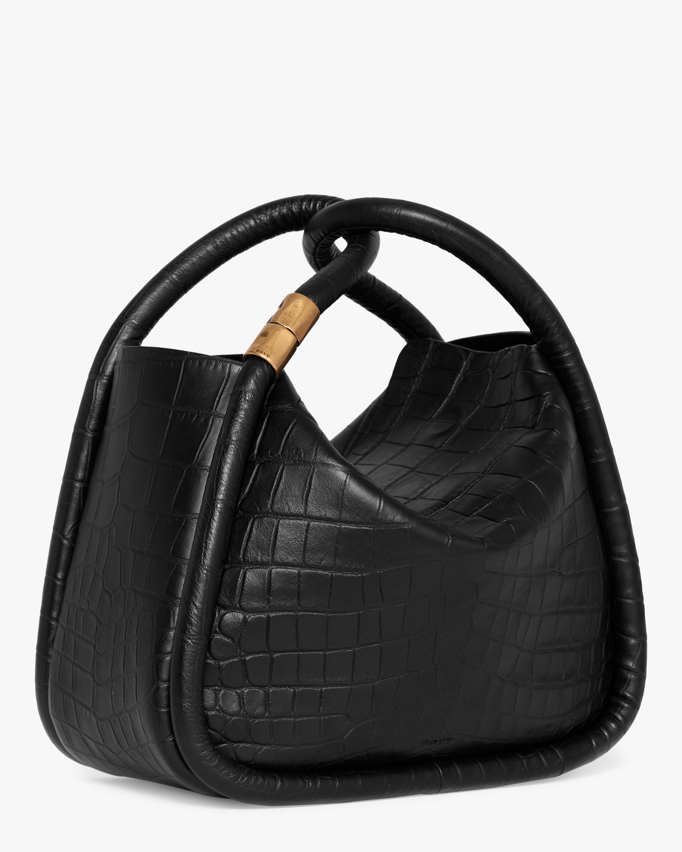 BOYY Wonton 25 Crocco Stamp Handbag 0