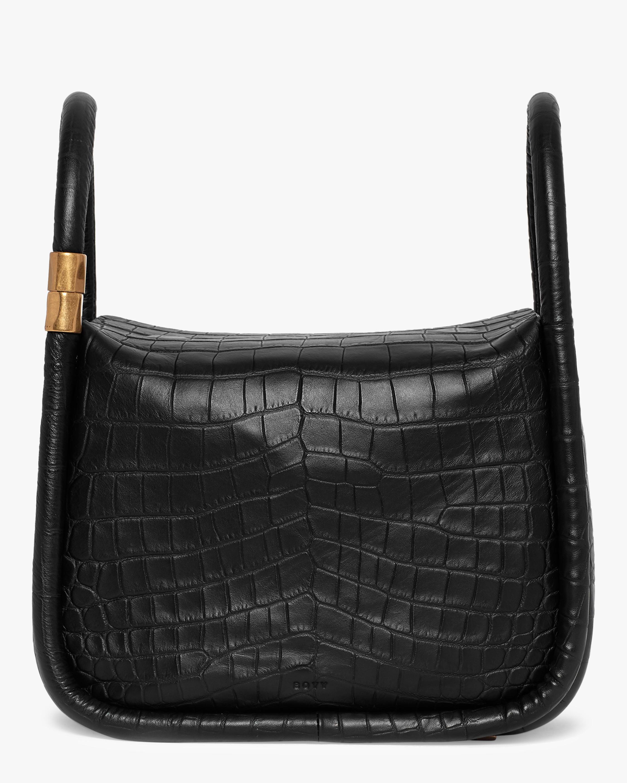 Wonton 25 Crocco Stamp Handbag