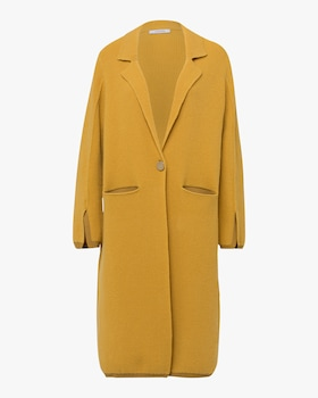 Sporty Glam Coat