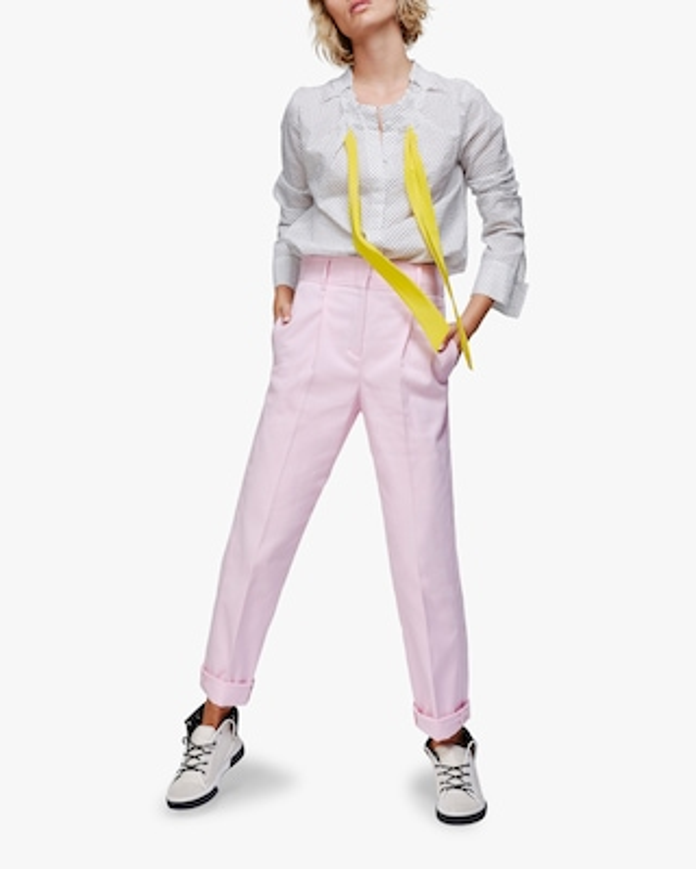 Contemporary Coolness High-Waist Pants