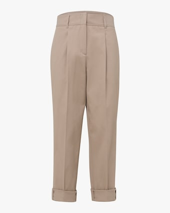 Contemporary Coolness High-Waist Pants