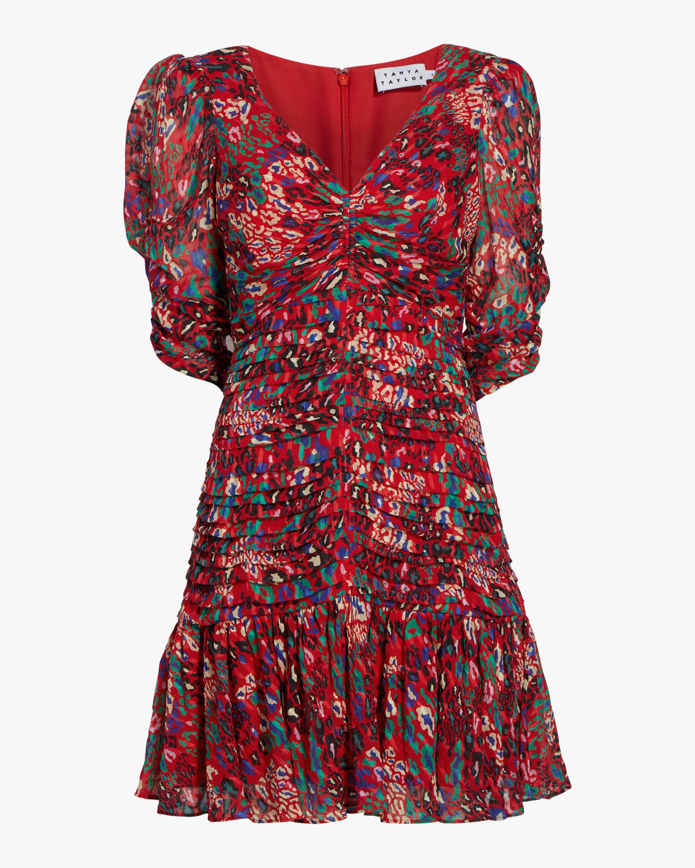 Tanya Taylor Pansy Dress 1