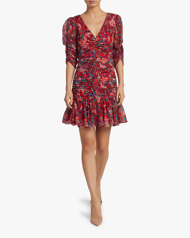 Tanya Taylor Pansy Dress 2
