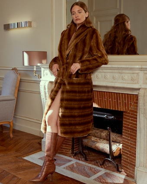 Deutzia Coat