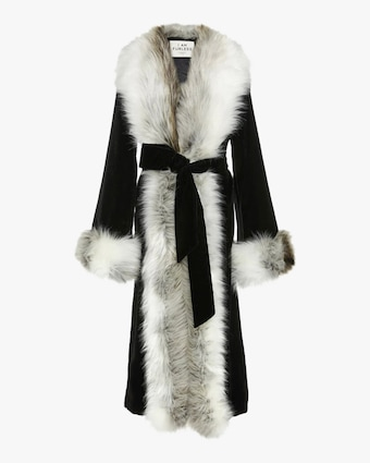 Powderpuff Coat