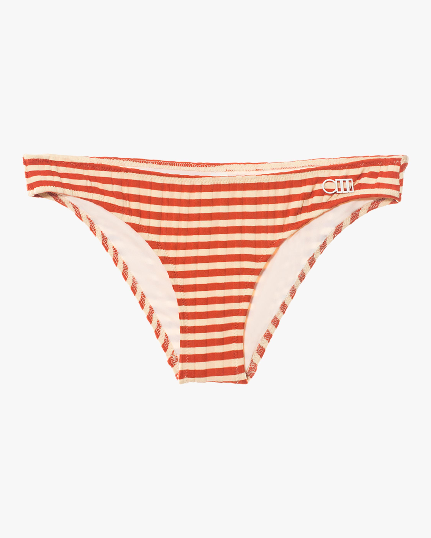 Solid & Striped The Elle Bikini Bottom 0