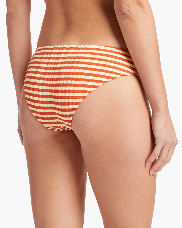 Solid & Striped The Elle Bikini Bottom 2