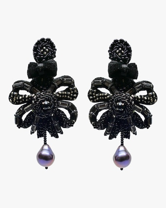 Osiris Clip-On Earrings