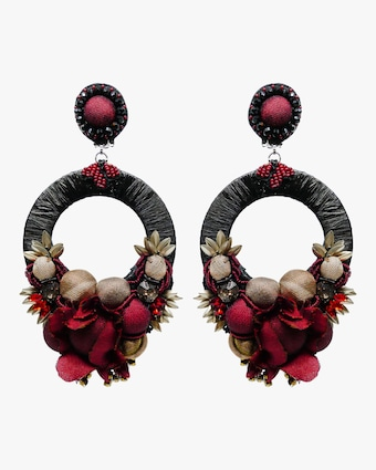 Rensi Clip-On Earrings