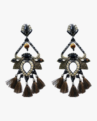 Nubia Clip-On Earrings