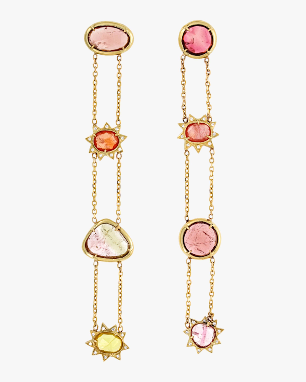 IO Collective Esmeralda Earrings 2