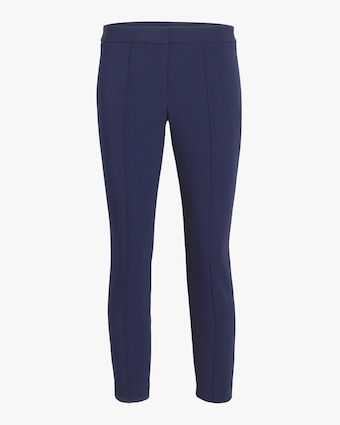 Adam Lippes Cady Stretch Cigarette Pants 1