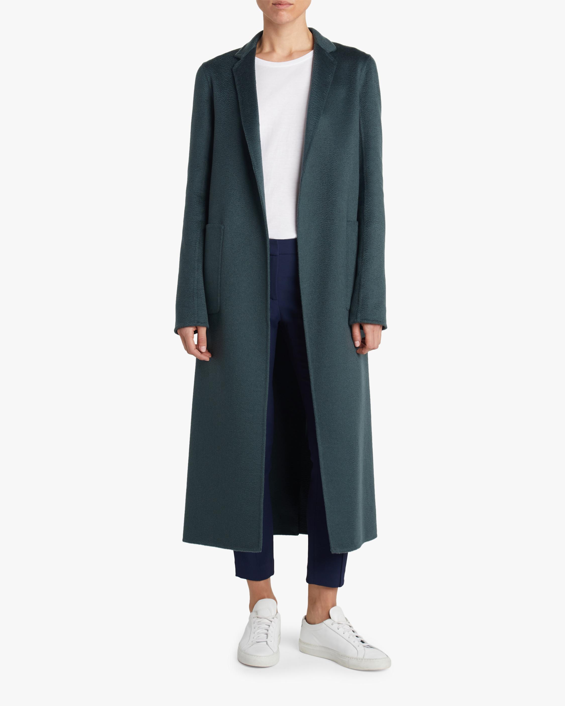 Zibelline Cashmere Menswear Coat