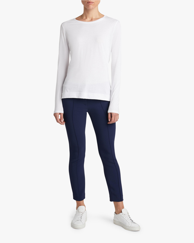 Long-Sleeve Crewneck Shirt