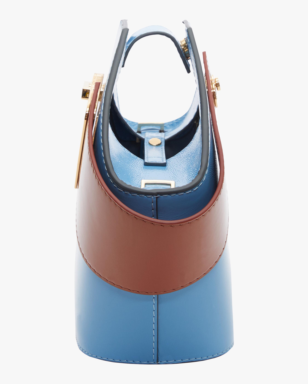 Danse Lente Patent Leather Mini Johnny Bag 2