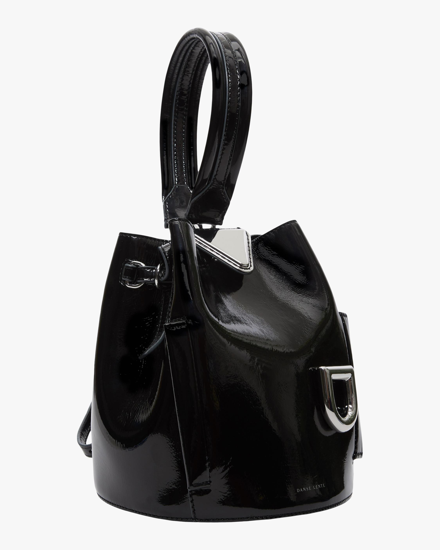 Danse Lente Patent Leather Josh Bag 1