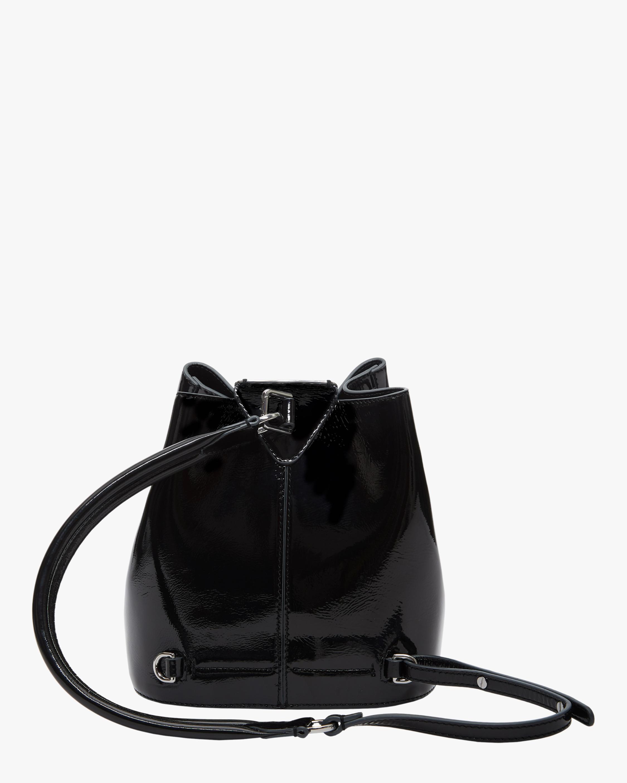 Danse Lente Patent Leather Josh Bag 2