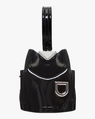 Patent Leather Josh Bag