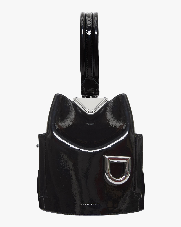 Patent Leather Josh Bag