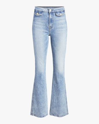 7 For All Mankind Modern A Pocket Jeans 1