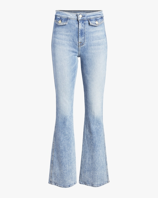 7 For All Mankind Modern A Pocket Jeans 0